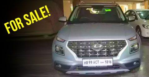 Hyundai Venue Used Featured