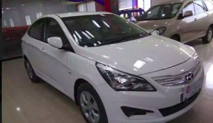 Hyundai Verna Used 10