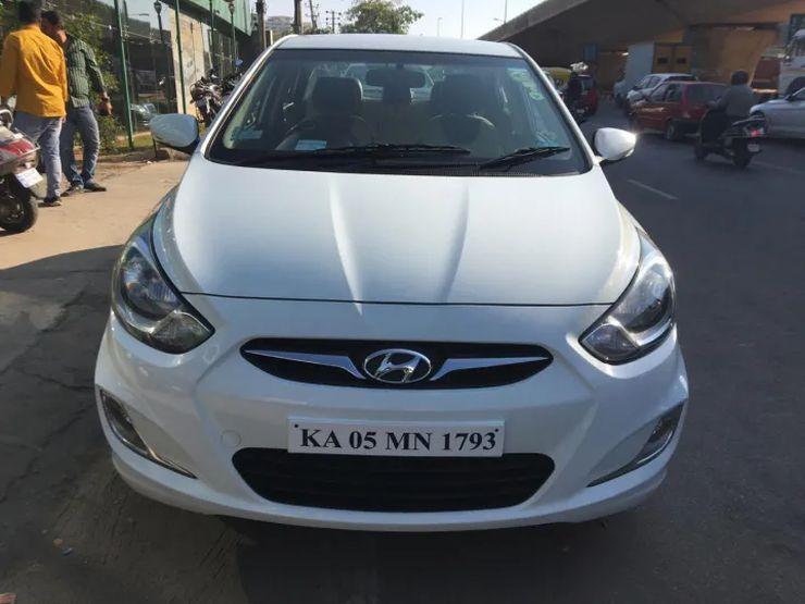 Hyundai Verna Used 11