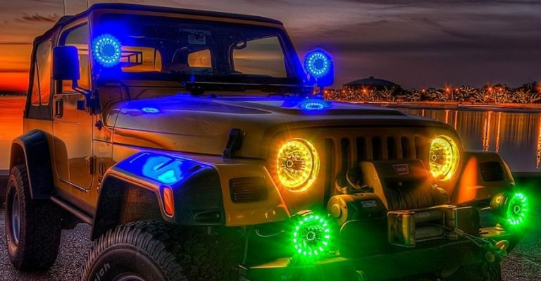 Jeep Lights Featured