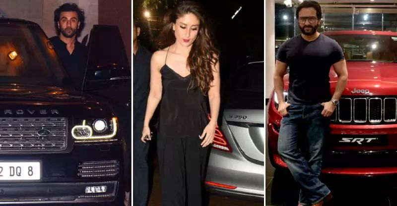 Kapoor Family Cars Featured