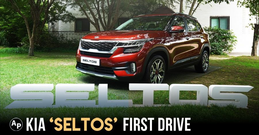 Kia Seltos First Drive Featured
