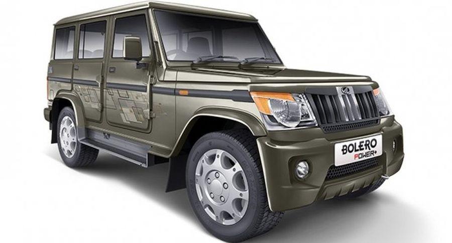 Mahindra Bolero gets BS6 certification: ABS & driver airbag standard