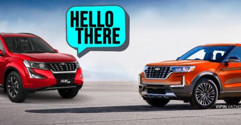 Mahindra Xuv500 Old New Featured