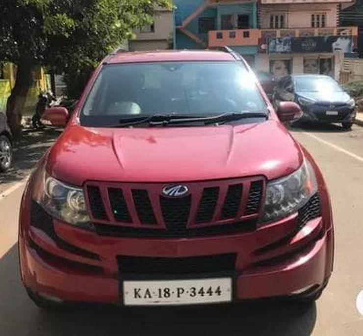 Mahindra Xuv500 Used 1