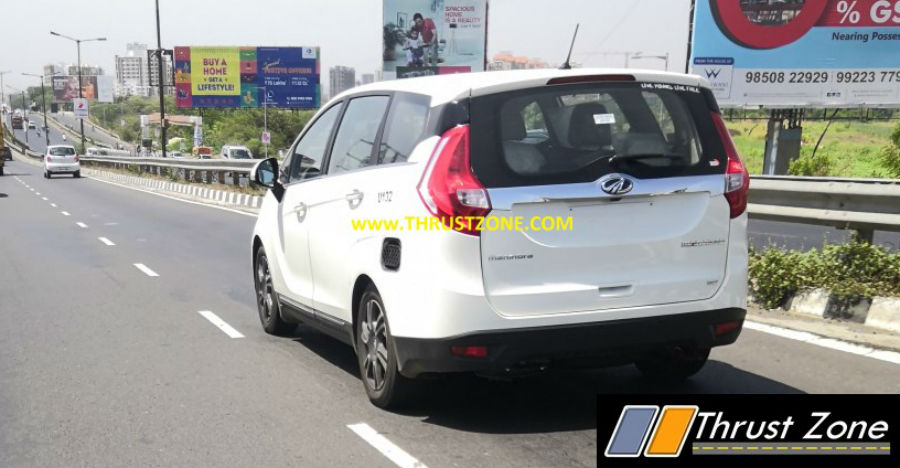 Mahindra Marazzo BS6 launch time frame revealed: SPIED testing in India