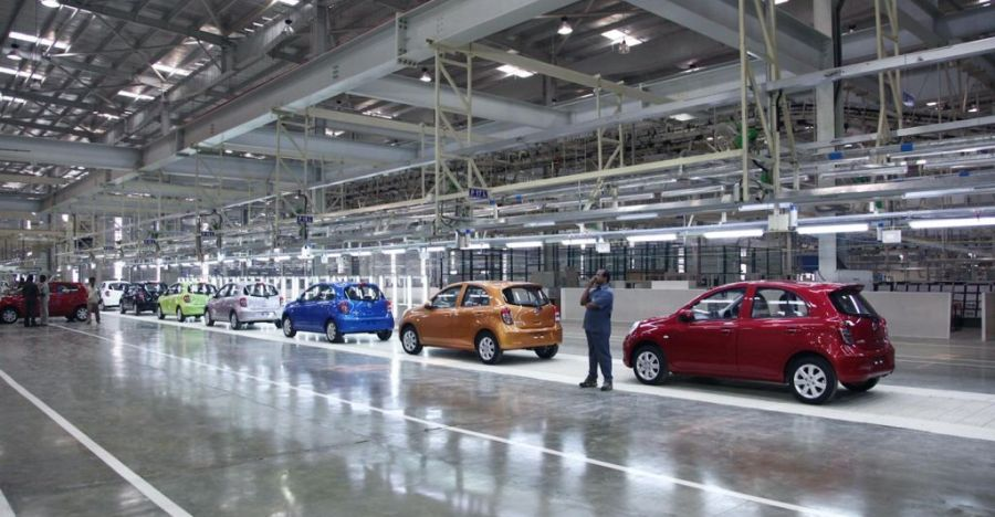 Nissan India Factory Featured
