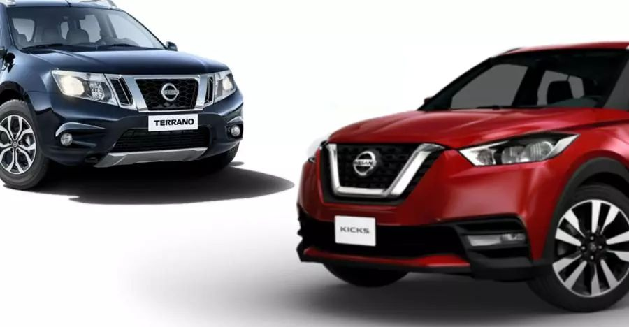 Nissan Terrano outsells the Kicks in June 2019