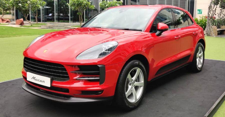 Porsche Macan Featured
