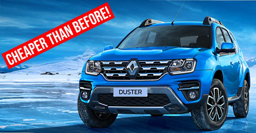 Renault Duster Facelift Launch Featured