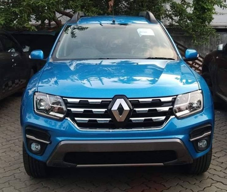 Renault Duster Facelift Launching Today: Expected Price