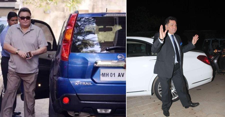 Kapoor family & their cars: Rishi's Mercedes GLS to Kareena's S-Class