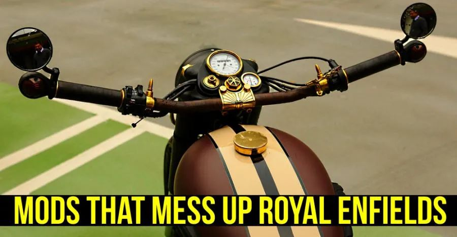 Royal Enfield Newbie Mistakes Featured