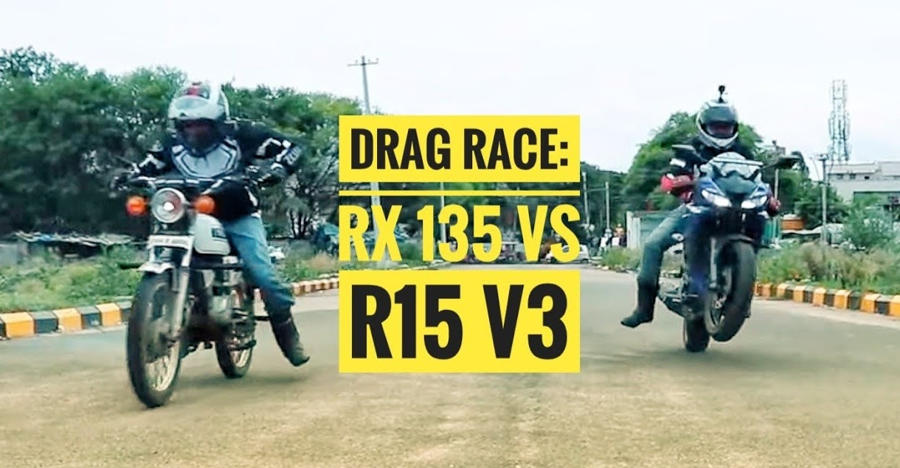 Rx 135 Vs R15 Featured