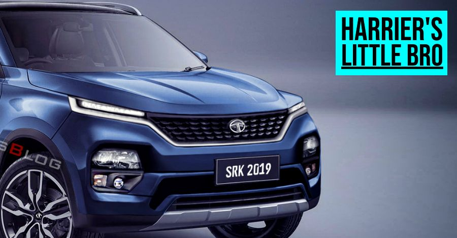 Hyundai Creta-rivaling Tata Blackbird compact SUV: What it could look like