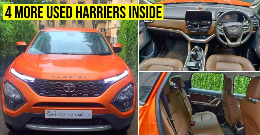 Tata Harrier: 5 GREAT examples that you can buy in USED car market