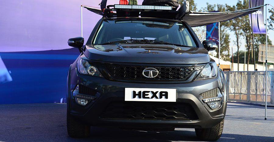 Tata Hexa Bangladesh Army Featured