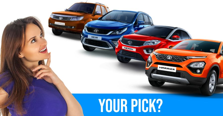 4 kinds of Tata SUVs: Who should buy what!