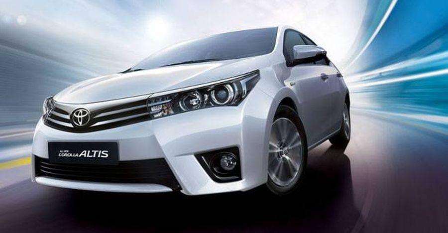 Toyota Corolla Altis Featured