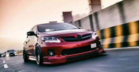 Toyota Corolla Modified Used Featured