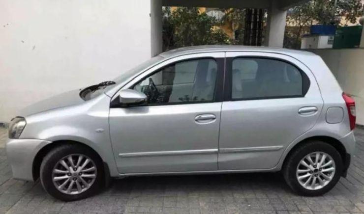 Toyota Etios Liva Used 1