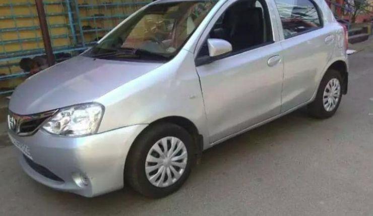 Toyota Etios Liva Used 2