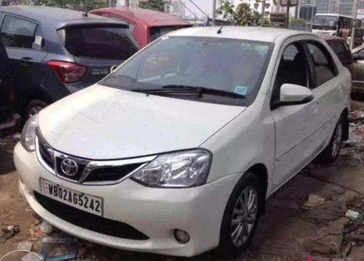 Toyota Etios Used 6