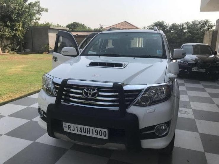 Toyota Fortuner Used 2