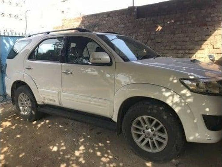 Toyota Fortuner Used 3