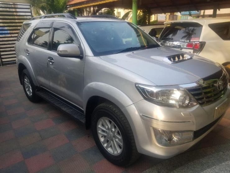 Toyota Fortuner Used 6