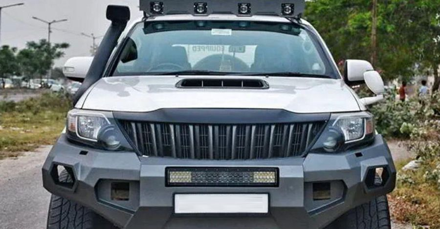 Toyota Fortuner Used Modified Featured