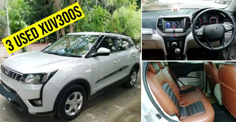 Xuv300 Used Featured