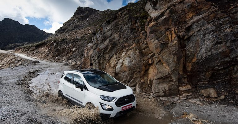 11ford Ecosport Thunder Edition