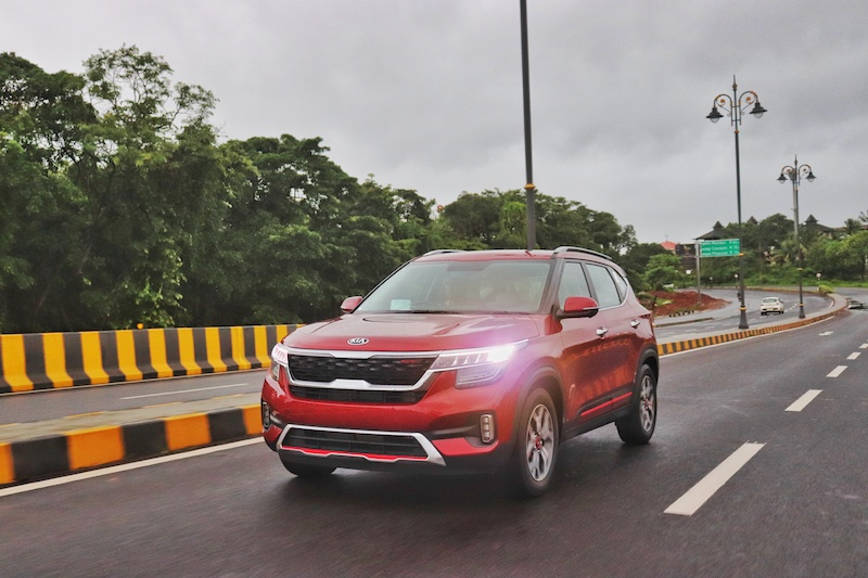 Kia Seltos sales cross 40,000 units in just 4 months of launch in India