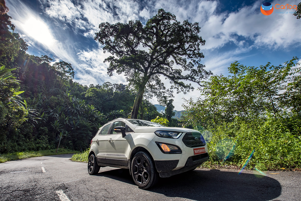 1ford Ecosport Thunder Edition