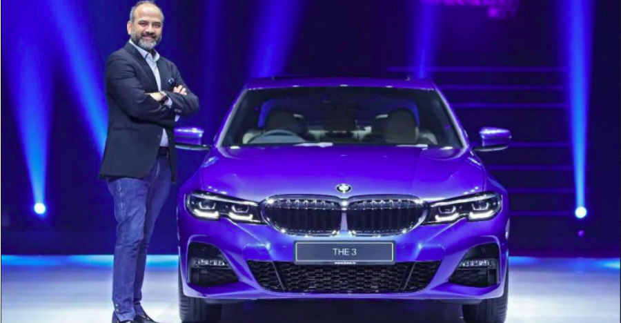 All-new BMW 3-Series luxury sedan launched in India