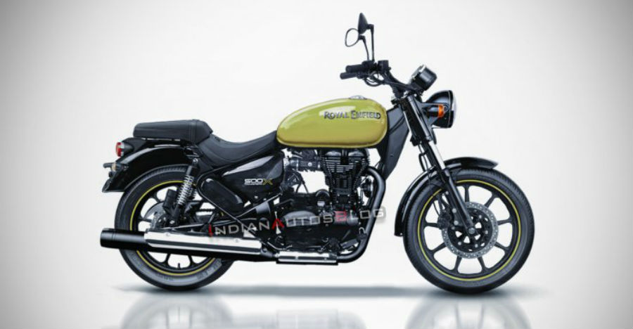 Royal Enfield Thunderbird 500X BS6 to be launched soon: Here's what it could look like