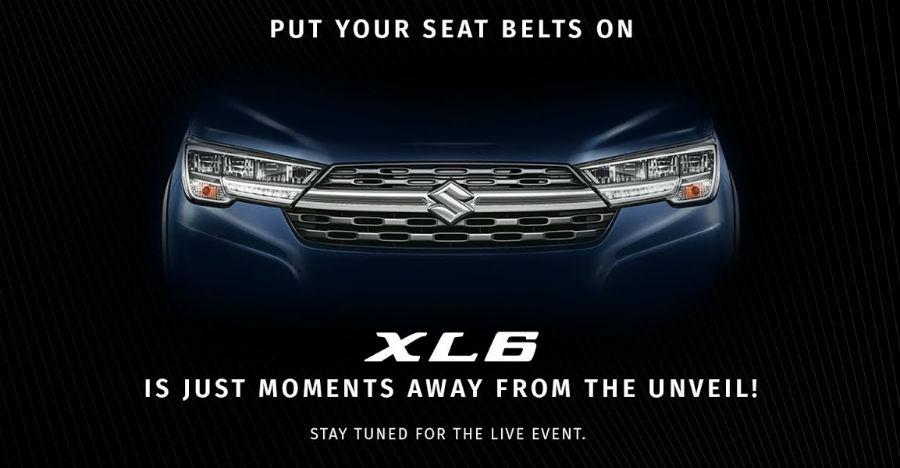 Watch Maruti Suzuki XL6 launch live