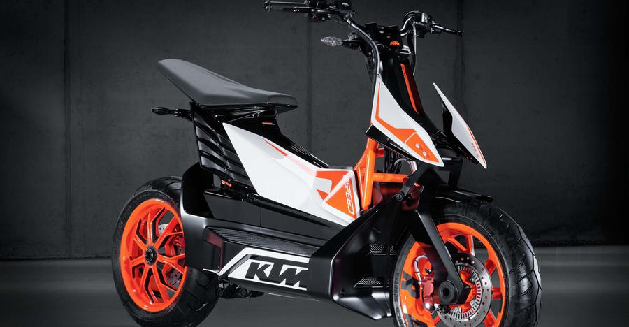 Ktm E Speed Electric Featured