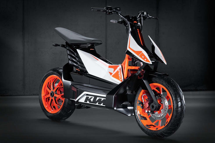 Ktm E Speed Electric