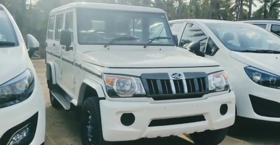 Mahindra Bolero Power+ with ABS & driver airbag first look review [Video]