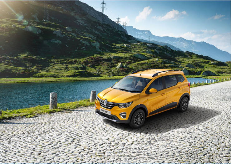 Renault Triber video brochure gives you a complete tour of the compact MPV