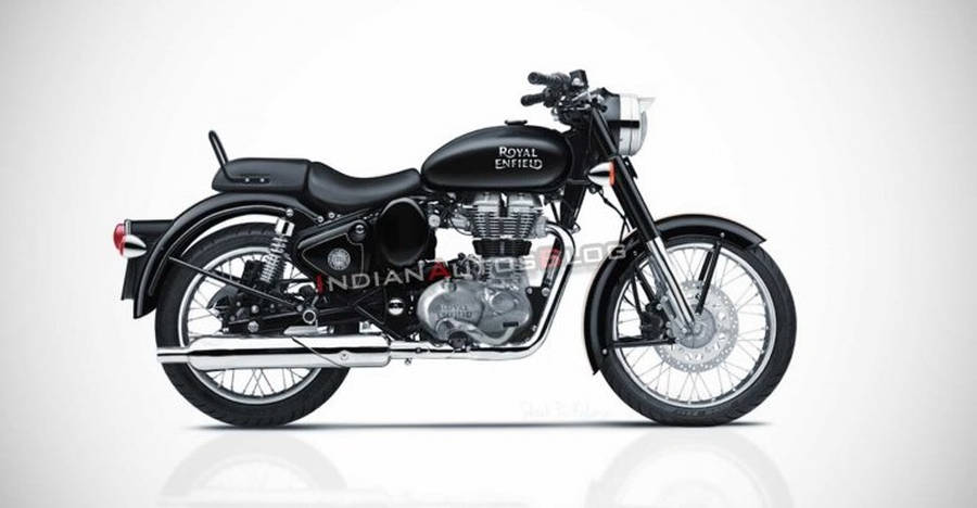 2020 Royal Enfield Classic Rendered: This is how the BS6 model could look like