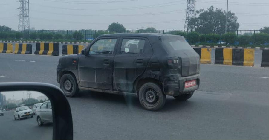 Exclusive: Maruti Suzuki S-Presso spied testing before festive season launch in India