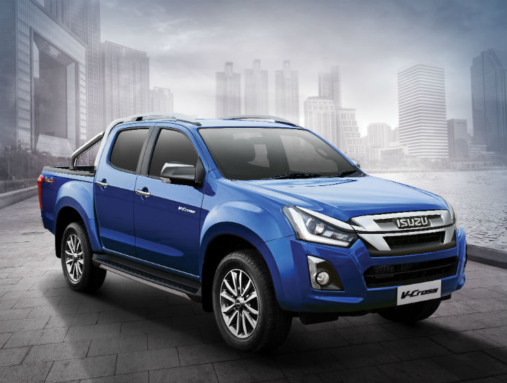 Want to beat a MASSIVE price hike of Rs. 3-4 lakhs? Buy the Isuzu V-Cross/MU-X now!