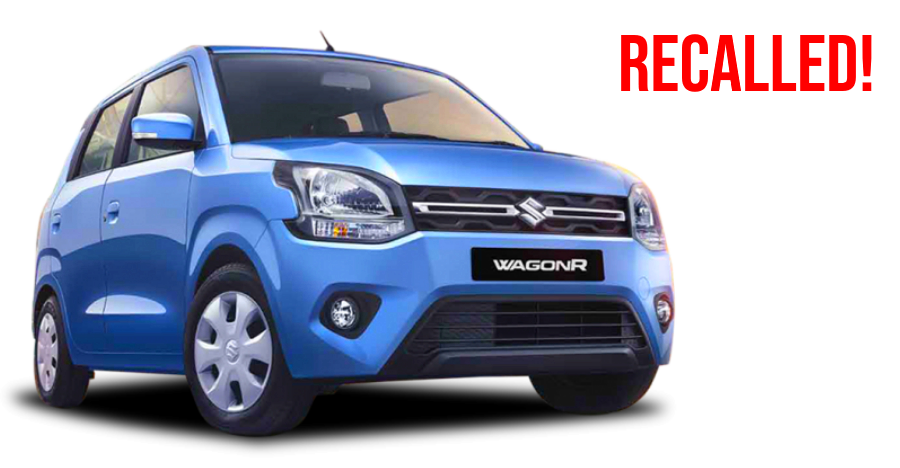 Over 40,000 Maruti WagonRs recalled: Here's how to check if your car's affected