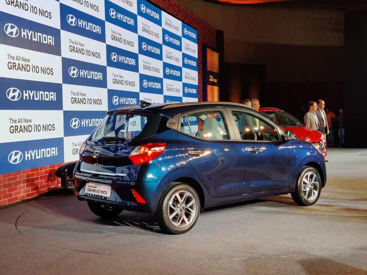 All new Hyundai Grand i10 Nios