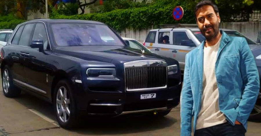 Ajay Devgn's latest ride is the Rolls Royce Cullinan: India's most EXPENSIVE SUV