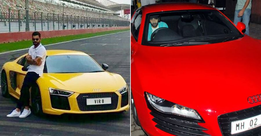 Famous Audi R8 supercar owners of India: Virat Kohli to Sanjay Dutt