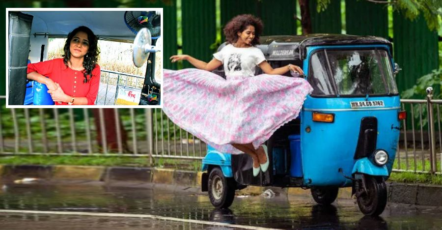 Actress dumps car, drives an auto rickshaw instead: Here's why [Video]